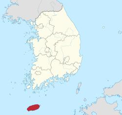 [Resim: 250px-Jeju-teukbyeoljachi-do-in-South-Korea-svg.png]