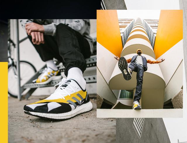 Adidas x Vitality
