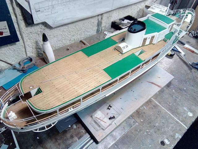 """Putnički brod """"Trogir"""" 1:62 IMG-20190917-172138"""