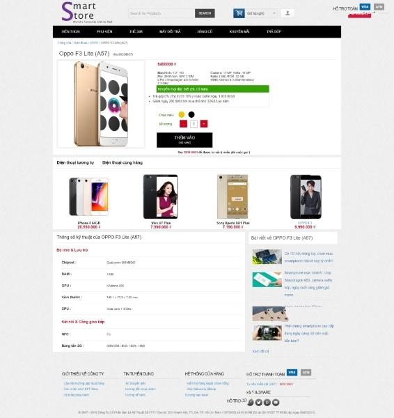 Script et code source pour créer boutique/stors online pour vendre des téléphone avec base de donnée