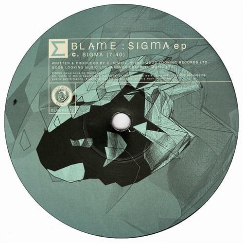 Blame - Sigma EP