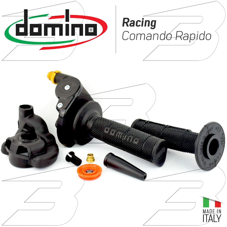 Kit comando gas acceleratore rapido 22mm dirt pit bike motocross moto enduro