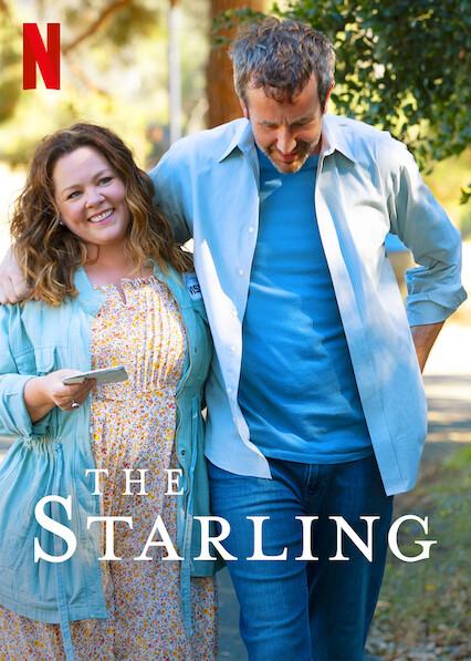 The Starling (2021) [TR-EN] 1080p NF WEB-DL DDP5.1 Atmos H.264 Türkçe Dublaj