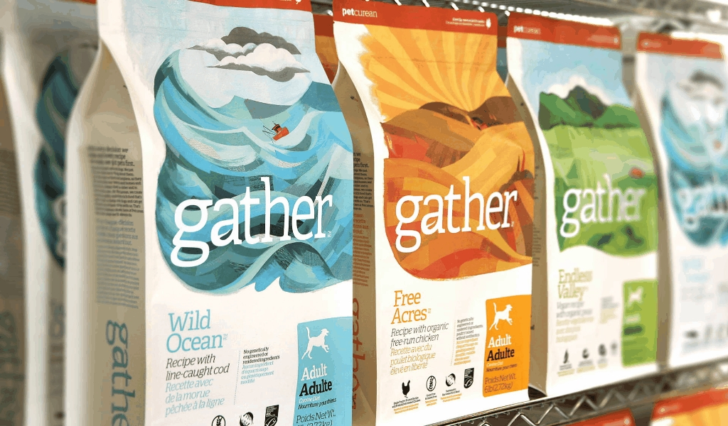 The Pet Food VET Brand Market