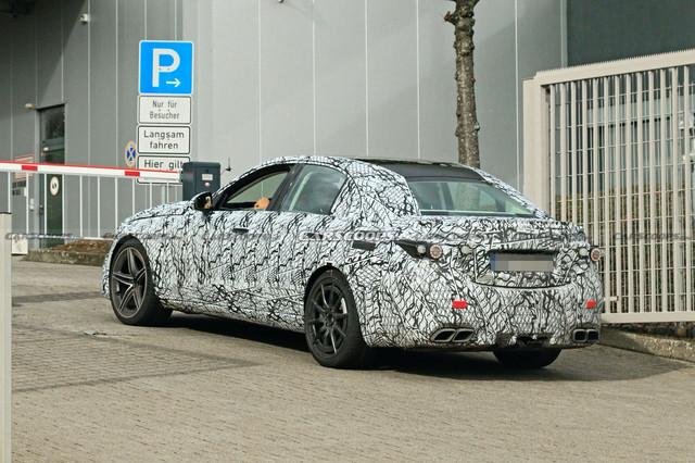 2020 - [Mercedes-Benz] Classe C [W206] - Page 7 70-B386-D9-EB1-D-4-C1-F-BEB3-520765-D611-BF