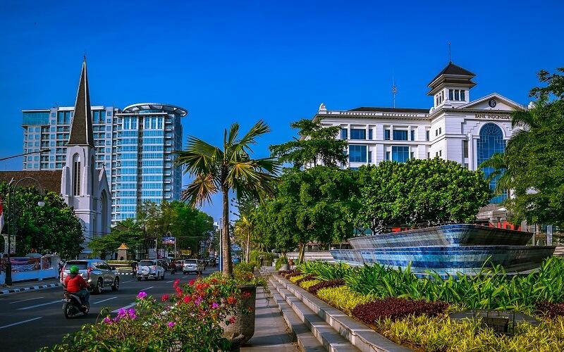 Bandung city photo