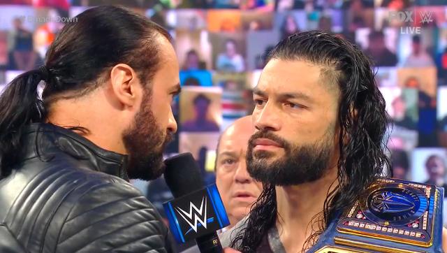 Drew McIntyre quiere enfrentar a Roman en Survivor Series