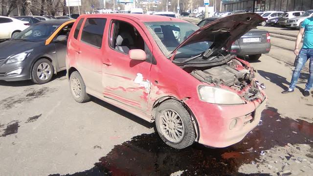 продам YRV после аварии срочно - Автомобиль - WP-20180416-009