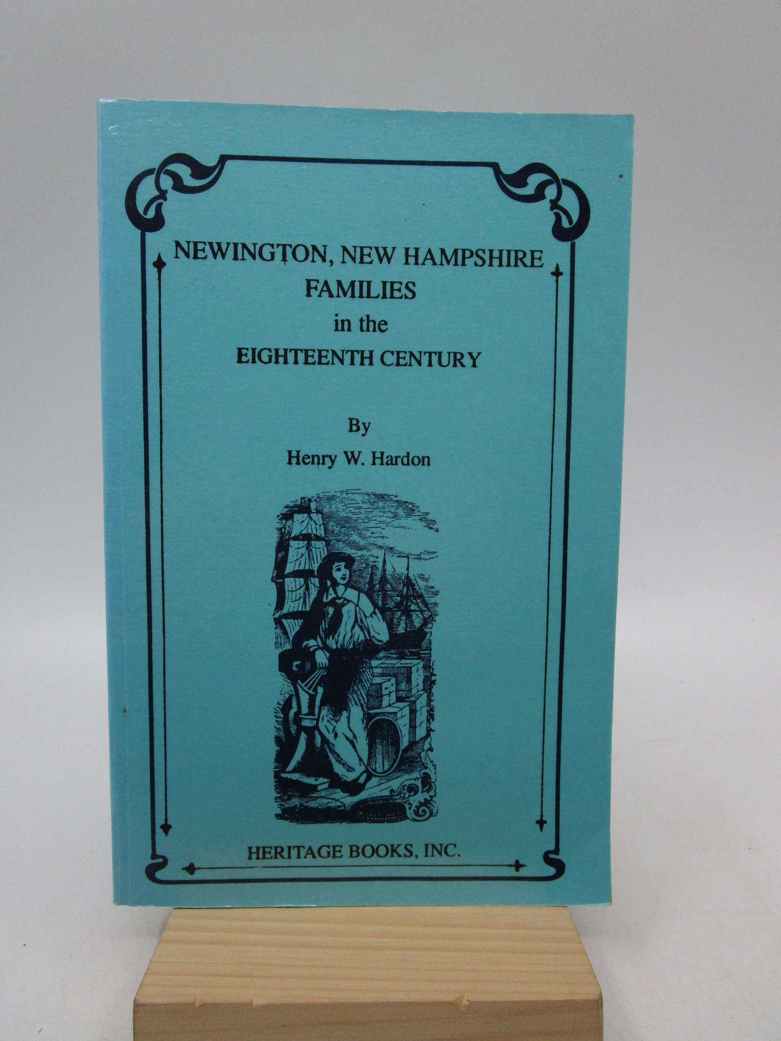 Image for Newington, New Hampshire families in the Eighteenth Century