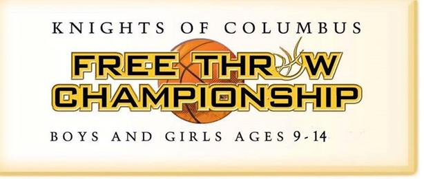 Image result for knights of columbus free throw contest