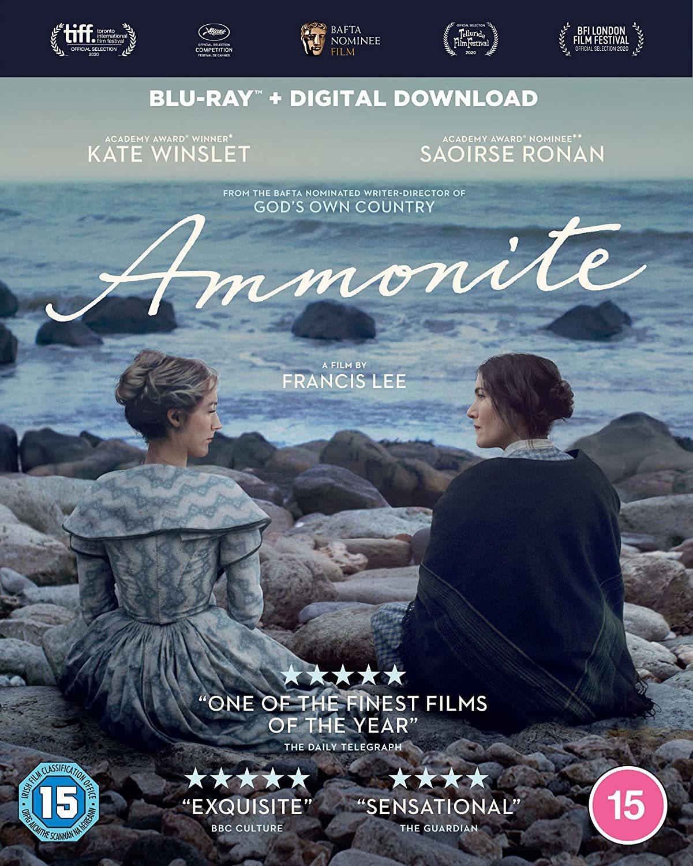 Ammonite (2020) BluRay Remux | 1080p | 720p  AVC [TR-EN] DTS-HD MA 5.1 Türkçe Dublaj