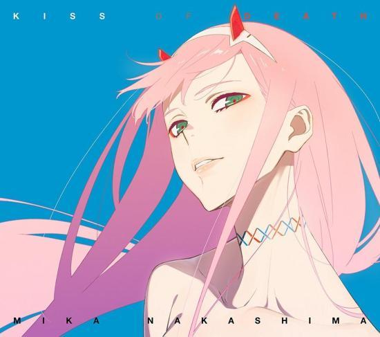 [Single] Mika Nakashima – KISS OF DEATH (Produced by HYDE)