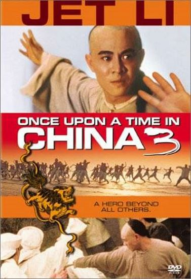 Dawno temu w Chinach 3 / Once Upon a Time in China 3 (1993) PL.BRRip.XviD-GR4PE   Lektor PL