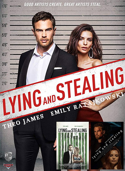 Lying and Stealing | 2019 | m720p - m1080p | BluRay | Türkçe Altyazılı | Tek Link