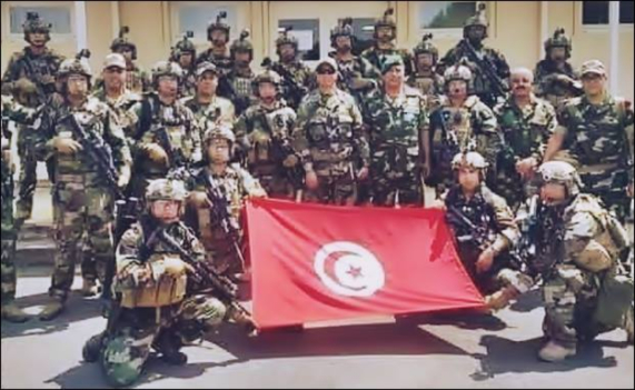 Armée Tunisienne / Tunisian Armed Forces / القوات المسلحة التونسية - Page 15 45542413-2156166317740364-179986278190678016-n