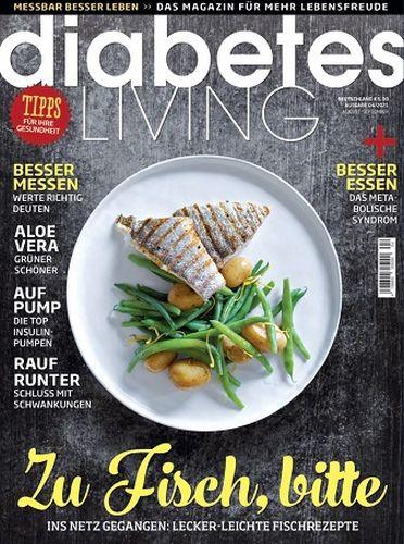 Diabetes Living Magazin No 04 August-September 2021