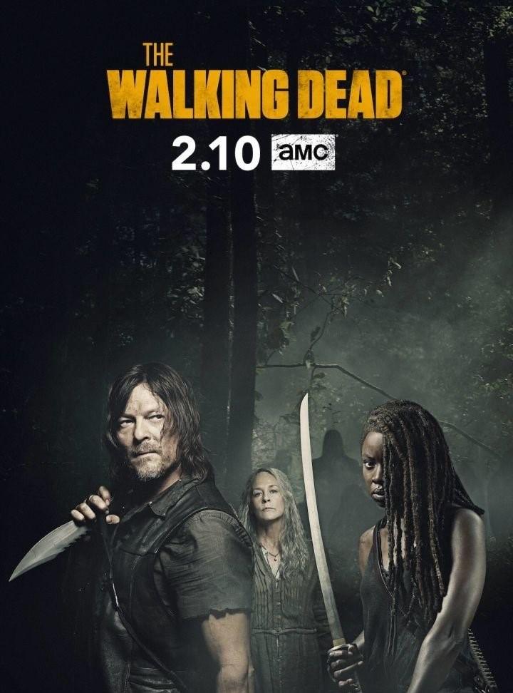 Смотреть Ходячие мертвецы / The Walking Dead 10 сезон 1-5,6,7 серия Онлайн бесплатно - Группа выживших потеряла почти всех своих предводителей, но, несмотря на это, продолжает...