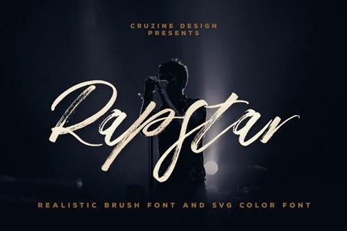 Rapstar Font