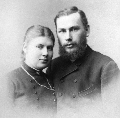 Похотливый праведник и тиран - гениальный Лев Николаевич Толстой img-php