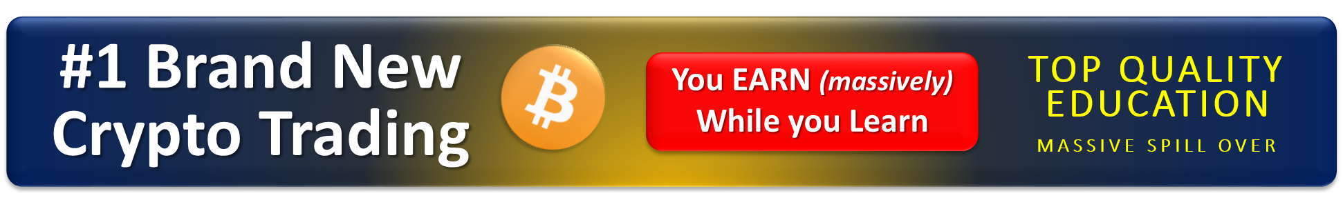 just out... Education in Crypto Trading. You Earn while You Learn. I know the Owners. Instant PayOut