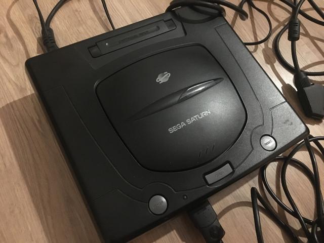 [VDS] Console Sega Saturn freebios/fram/switchless 50/60Hz 3483-D0-BA-738-A-4874-BC1-D-3531-A042-AB18