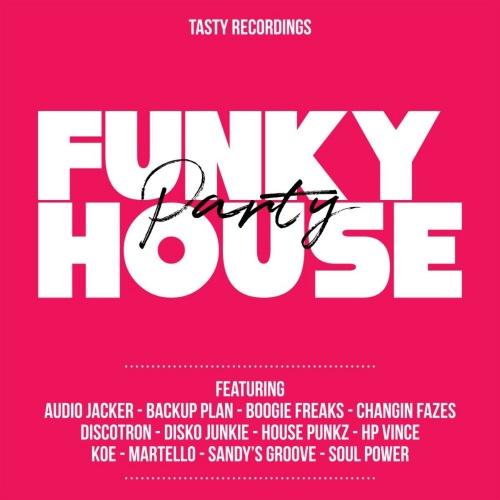 VA - Funky House Party (2021)