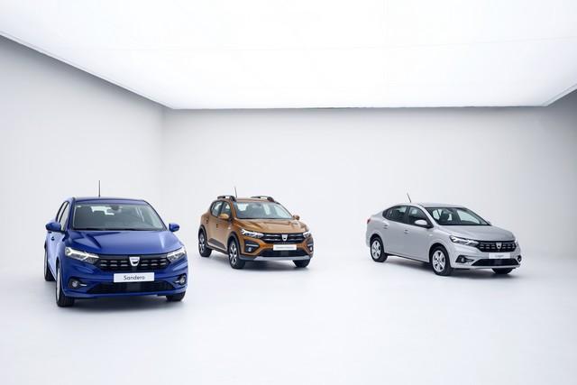 Nouvelle Sandero, Sandero Stepway Et Logan : Dacia Redéfinit L'automobile Essentielle Et Contemporaine 2020-Nouvelle-gamme-Dacia