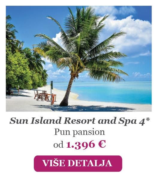 Travel Boutique - Sun Island