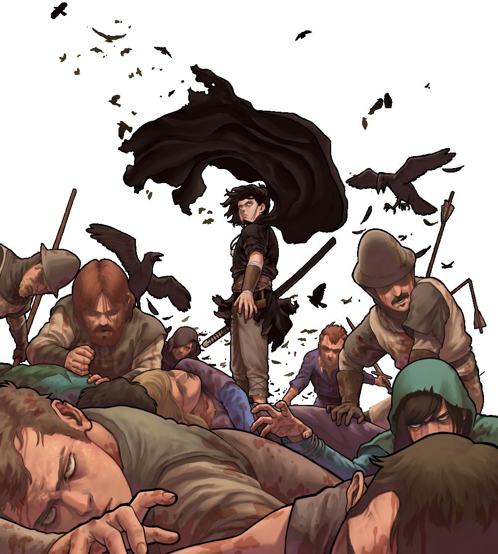 Ahran-Zombies