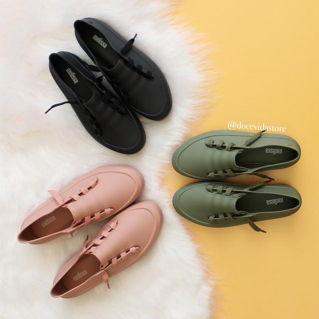 melisa ulitsa sneaker verde rosa