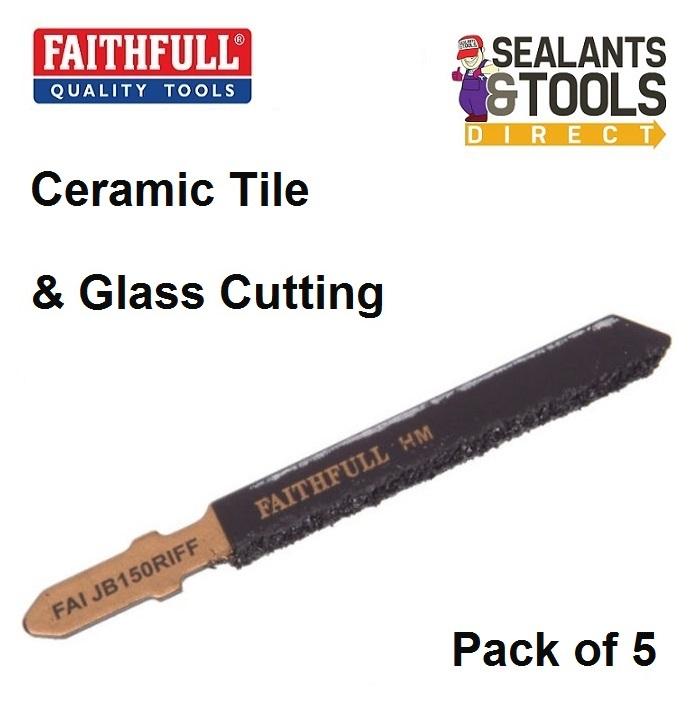 Faithfull-Jigsaw-Blade-Tct-Riff-Tile-Cutting-FAIJB150-RIFF