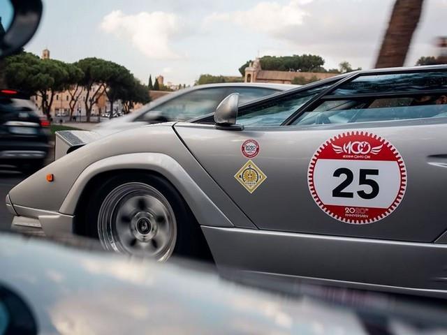 Lamborghini à Modena 100 Ore 2020 570770