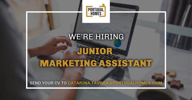 Junior Marketing Assistant