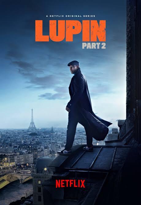 Download Netflix Lupin (Season 2) Dual Audio {Hindi-English} WeB-HD 480p [150MB]    720p [420MB]   