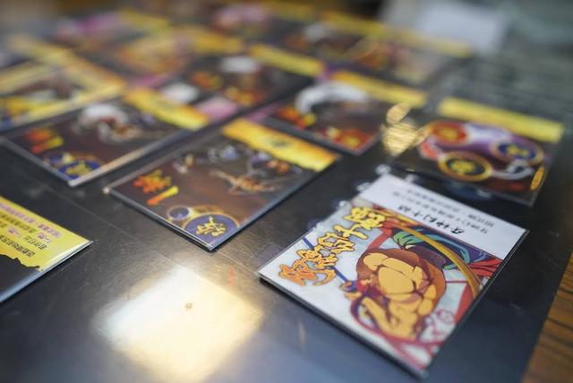 SNK格鬥遊戲首次改編桌遊 《侍魂:The Card Game》今秋登場! 邀玩家進入刀光劍影的真人面對面對決 Img010