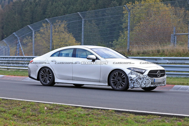 2018 - [Mercedes] CLS III  - Page 7 527-B596-A-8-AB0-4979-9-F9-A-1-FBFBBA139-BE