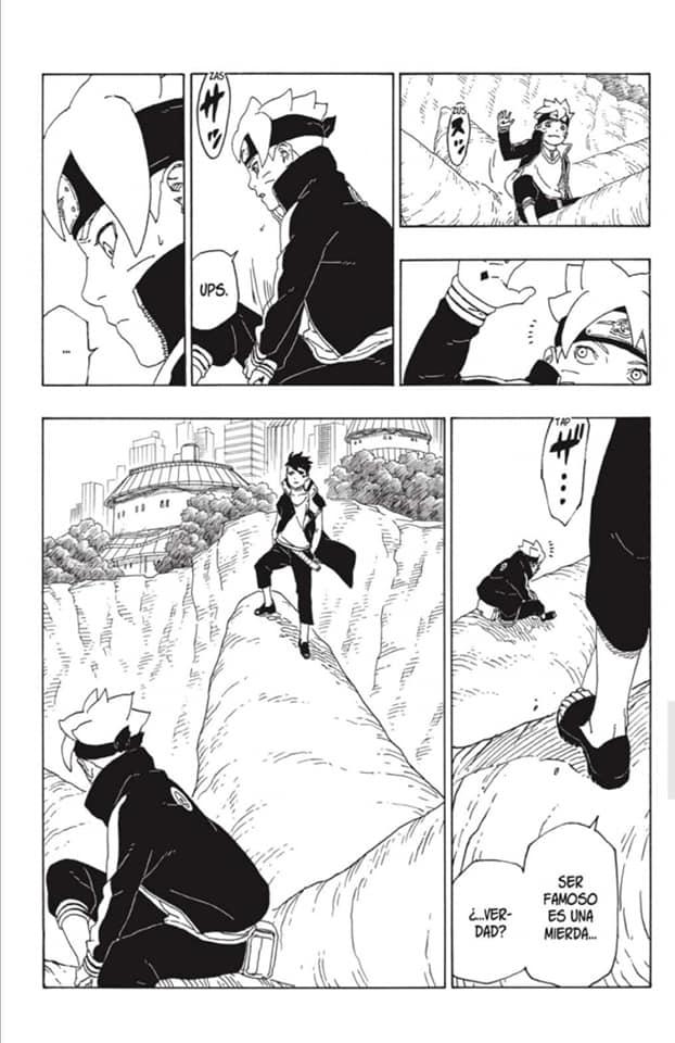 Boruto Manga, Capítulo 56 Página 11