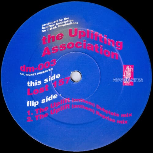 Download The Uplifting Association - The Uplift (Anthem) / Lost 157 mp3