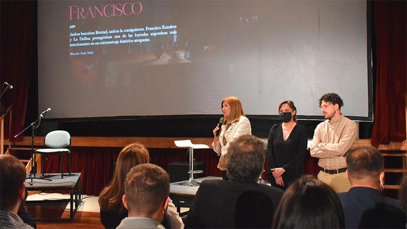 La provincia presentó una cantata y un cortometraje en honor al caudillo entrerriano  Francisco Ramírez