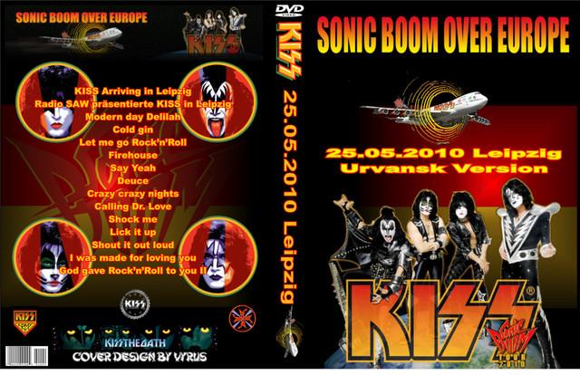 KISS - 2010-05-25 ~ Leipzig, Germany Jecky75 - Guitars101 - Guitar