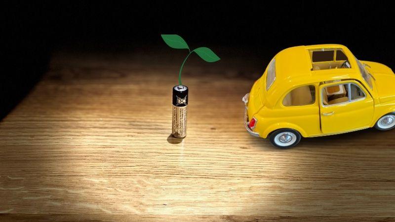 riciclo batterie volkswagen