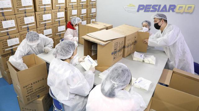 Korban Virus Corona Tembus 1.000 Orang Sejumlah Pejabat Senior China Dipecat