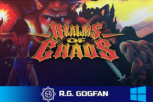 Realms of Chaos (3D Realms) (ENG) [DL GOG] / [Windows]