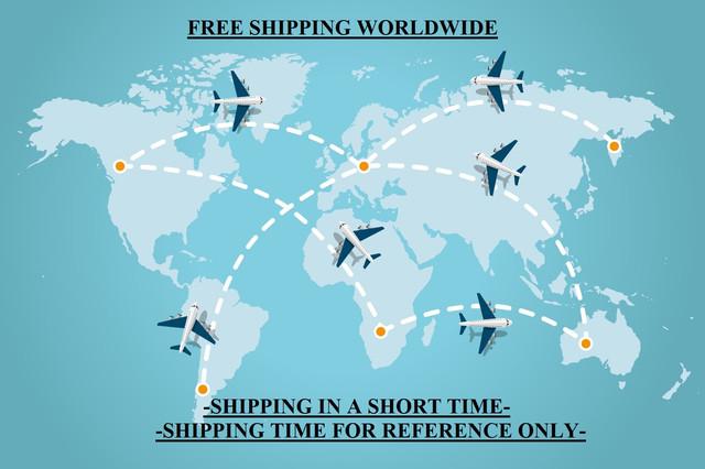worldwide shipping from Turkey