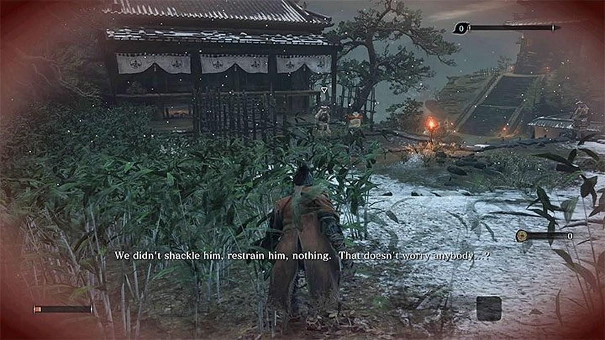 Sekiro: Shadows Die Twice - прохождение