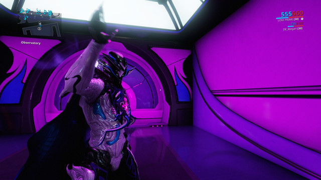 Here is me giving you all a nice greetings of Hello.. with my fashion frame Loki Prime.