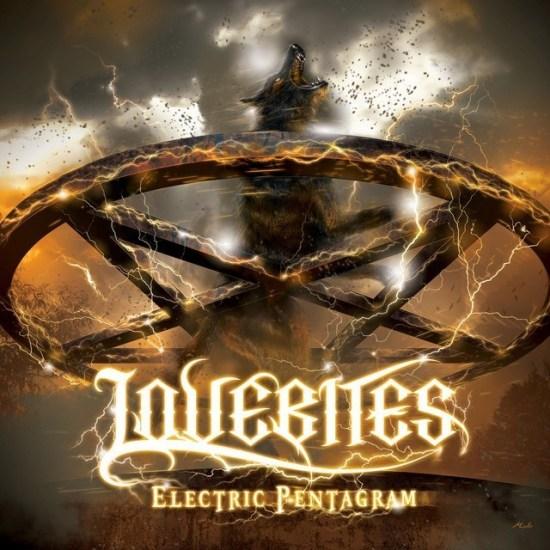[Album] LOVEBITES – Electric Pentagram
