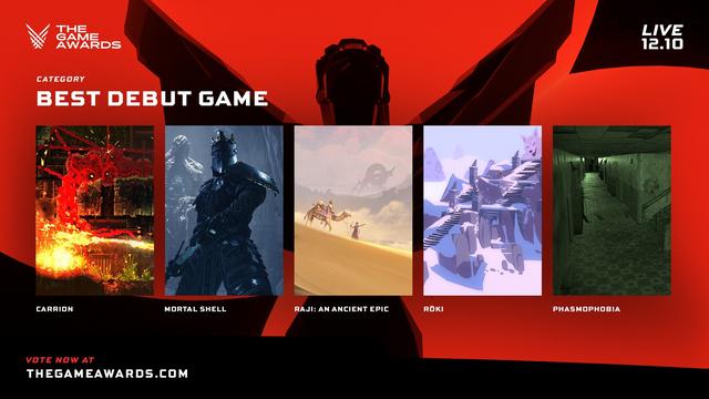 GA 2020各獎項提名名單正式公佈,《集合啦!動物森友會》《Hades》《毀滅戰士 永恆》《最終幻想 7 重製版》《對馬幽魂》《最後生還者 二部曲》獲得年度遊戲提名。 Image