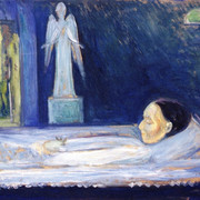 Edvard-Munch-the-angel-of-death