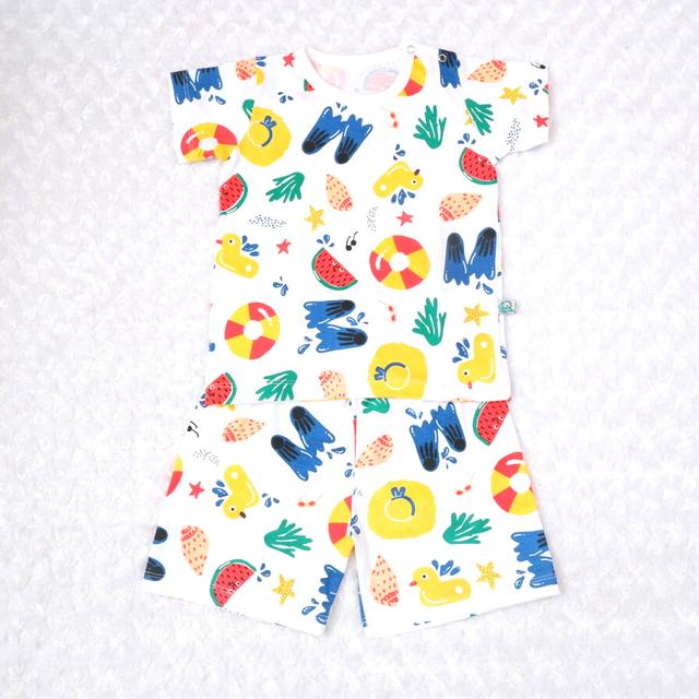 baju bayi holiday iyab babywear